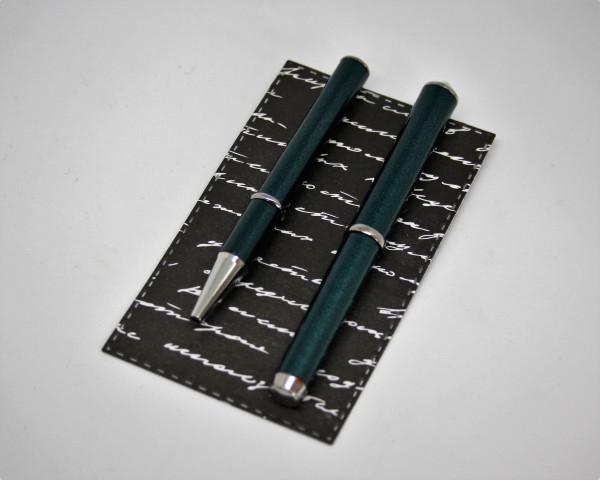 ONLINE Füllfederhalter und Kugelschreiber mini grün