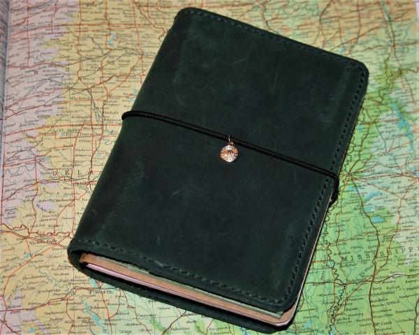 Machbar Travelers Notebook grün A6