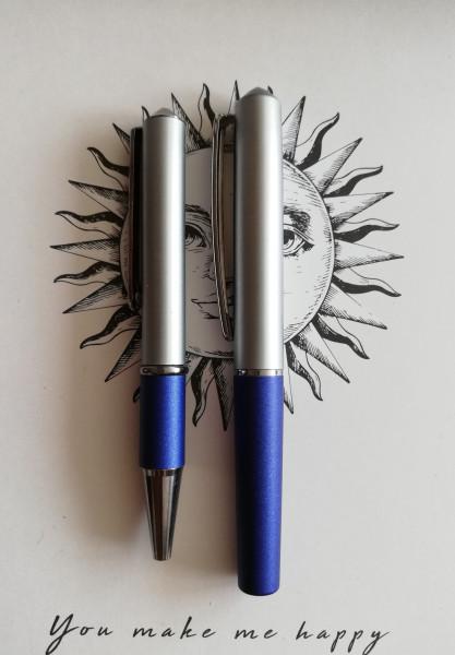 ONLINE Tintenroller und Kugelschreiber mini lila