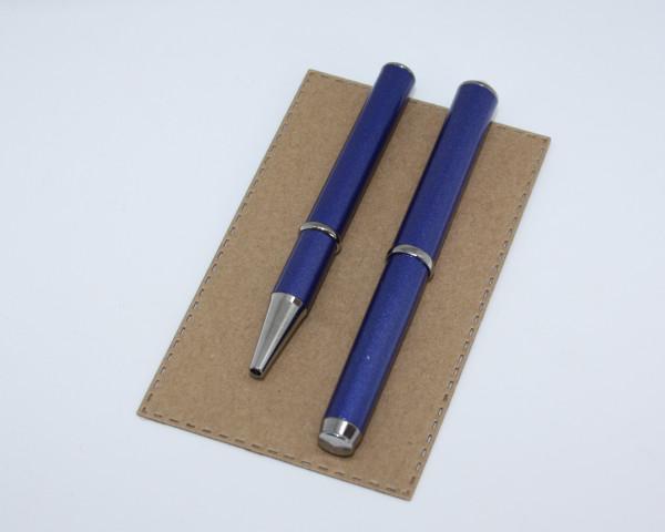 ONLINE Füllfederhalter und Kugelschreiber mini lila