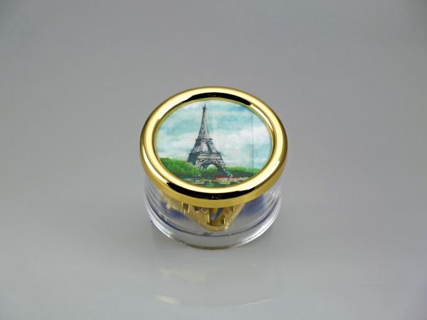 Spieluhr-Briefbeschwerer Paris