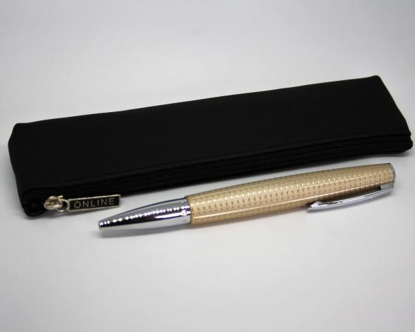 ONLINE Kugelschreiber goldfarben