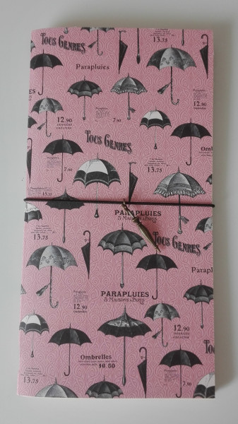 Machbar Travelers Notebook Regenschirme Standard