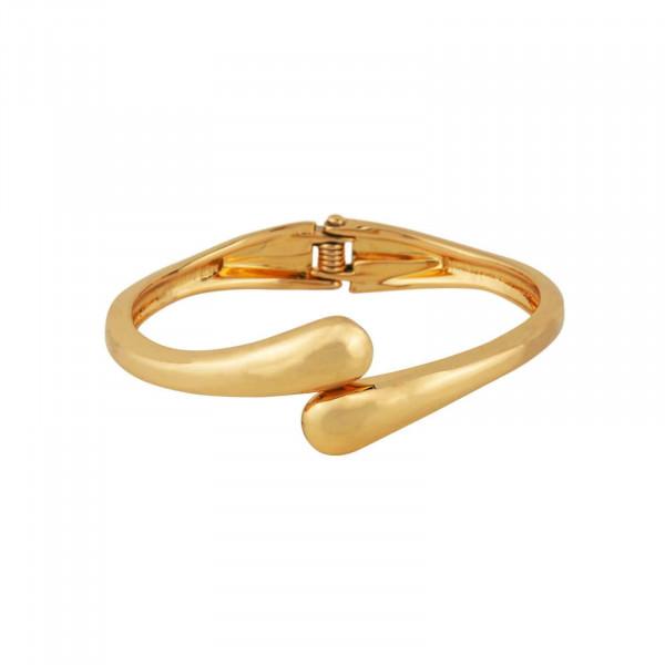 Rotation Armband Vergoldet